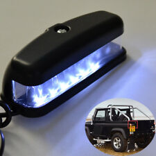 LED Licence Number Plate Light Rear Lamp For Land Rover Defender 90 110 88 109