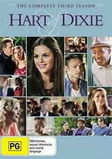 HART OF DIXIE (COMPLETE SEASON 3 - DVD SET + FREE POST)
