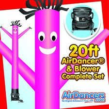 New listing Pink Air Dancer ® & Sky Dancer Blower 20ft