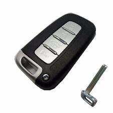 New 4 Buttons Smart Key Shell Case for Hyundai Sonata Elantra Genesis Veloster