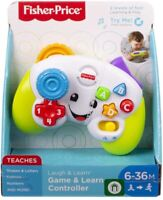 Fisher Price Laugh and Learn Game Controller 👶 BRAND NEW 🔥 TRUSTED SELLER 🔥