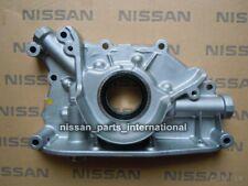 Genuine OEM Nissan Skyline N1 Uprated Oil Pump RB20 RB25 RB26DETT RB25DET Drift