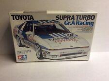 Tamiya 1/24 Supra Turbo Gr. A Racing Kit # 24076 /New/Sealed