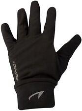 Sporthandschuhe mit Touchscreen-fingerspitzen schwarz Xl/xxl