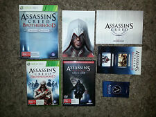 Assassins Creed Brotherhood Auditore Edition XBox 360 Game
