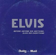 ELVIS PRESLEY Before Anyone Did Anything CD Album Promo RCA 2003