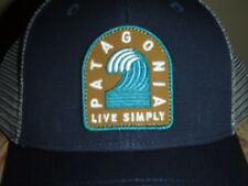 7657e3d064c Patagonia Live Simply Breaker Badge Patch Organic Cotton Hat
