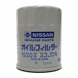 OEM Nissan Oil Filter 210 310 200SX 240SX 300ZX Pulsar Sentra Stanza Genuine
