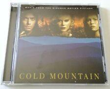 RITORNO A COLD MOUNTAIN O.S.T. CD OTTIMO COLONNA SONORA SOUNDTRACK FILM