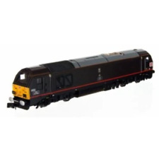 Dapol 2D-010-008D N Gauge DB Royal Claret Class 67 No 67006 Royal Sovereign DCC
