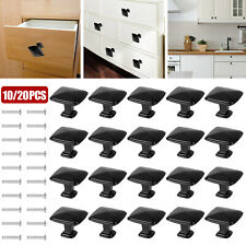 10/20PCS Door Kitchen Knobs Pull Handle Furniture Cupboard Cabinet Hardware
