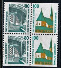 1342 1406  C + D postfrisch ZD  SWK Bund 1987