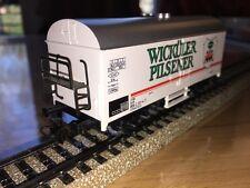 Märklin 4422 -Bierwagen Wicküler Pilsener Bier,neuwertig,mit Originalverpackung