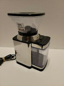 CUISINART DBM-8 Supreme Coffee Grinder Automatic Burr Mill 18 Position Stainless