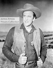 "James Arness Private Collection Gunsmoke ""Marshal Dillon"" 8 x 10 Photo"