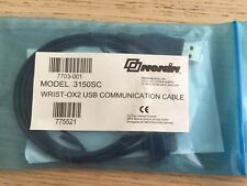 NONIN 7703-001 Model 3150SC Wrist-OX2 USB Communication Cable