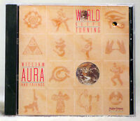 World Keeps Turning by William Aura and Friends (CD, 1989 Higher Octave Music)