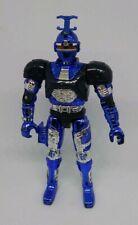Beetleborgs Blue Stinger Action Figure Bandai 1996 Used Loose