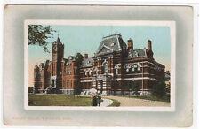 Court House Winnipeg Manitoba Canada 1912 postcard