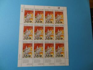 MH Marshall Isl * SC 505 * WWII * Bombing of Dresden * MNH * Sheet 12 * W87