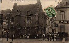 CPA   Valenciennes - Ancienne maison du Prévent de Notre-Dame  (513458)