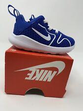 BABY BOYS: Nike Kaishi 2.0 Shoes, Blue - Size 5C 844702-400
