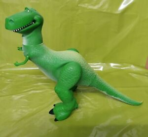 Toy Story Rex Posable Figure Thinkway Toys