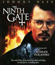 The Ninth Gate Blu-ray German IMPORT