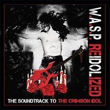 WASP Reidolized The Crimson Idol soundtrack 2 cd + 1 dvd W.A.S.P