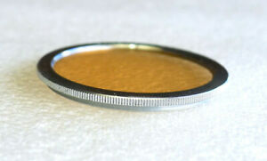40.5mm NEOCA 85C SLIM Color Correction Filter - Chrome - PERFECT