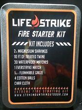 Survival Fire Starter Kit Stone Mountain