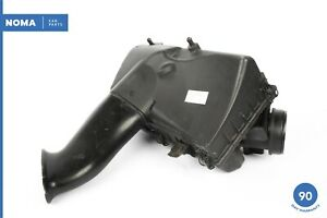 97-03 Jaguar X100 XK8 4.0L Air Cleaner Intake Box w/ MAF Sensor NJC3500AA OEM