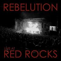 Rebelution - Live At Red Rocks (NEW CD+DVD)