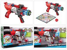 Rotating Barrel Vortex Sniper Gun Nerf For Boys Scope Pistol Shotgun Blaster New