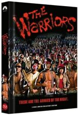 Warriors, The - Uncut Mediabook Edition  (DVD+blu-ray) (A)