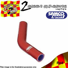 Samco Sport Kit De Manguera De Silicona Refrigerante Del Radiador Honda CRF250R 2005 05 HON-19 Rojo