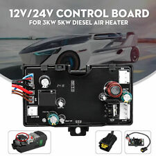 12V/24V 5KW 3KW LCD Control Board Diesel Air Heater Motherboard For Car Trunk
