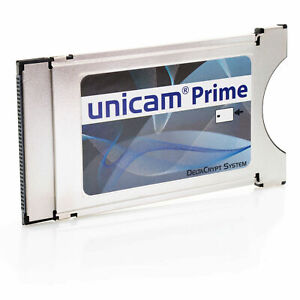 **Unicam Prime CI+Modul mit DeltaCrypt*AlphaCrypt*Neu*HD+Modul*HD+Karte*⭐⭐⭐⭐⭐✅**