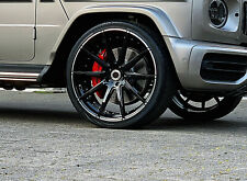 24 Zoll Mercedes G Modell 500 G63 AMG Alufelgen Reifen 295/30 R24 Winter 2029