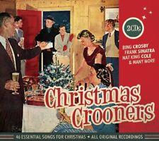 Christmas Crooners 2 CD NEUF