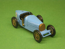Y-6 Bugatti Type 35 #6 1926 Matchbox models of yesteryear 1961 Made in England