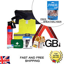 Travel Abroad Euro Car Kit - Driving in france Kit - French Easter Holiday Bank