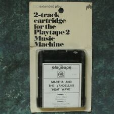 Martha And The Vandellas PlayTape Mono 2Track Tape for Valiant Cartridge Player!