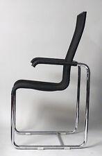 Tecta D20  Stahrohr Bauhaus  Sessel  Stuhl Freischwinger