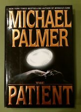 The Patient by Michael Palmer (2000, Hardcover) First edition.