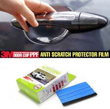 Out Side Door Handle upper Paint Protector Film 3M PPF Film 5PCS For All Vehicle