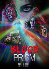 BLOOD PRISM dvd new release (2018. Len Kabasinski , Lisa Neeld , horror film)