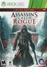 Assassin's Creed: Rogue Xbox 360 Limited Edition Complete & Tested