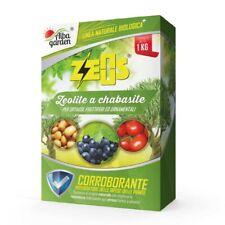 Zeolita Insecticida Antiparasítico Fungicida Vigorizante Plantas Natural 1KG