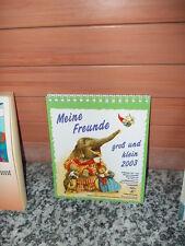 Mes amis petite et grande 2003, un calendrier